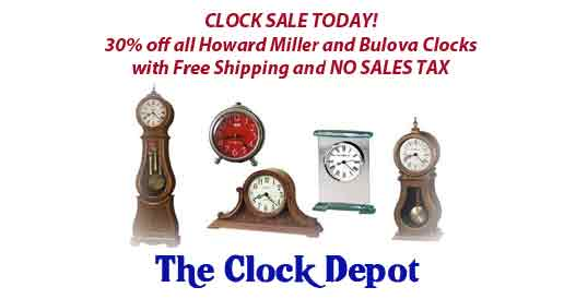 Clock Sale Today