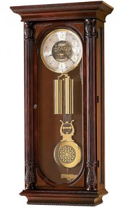 Howard Miller Pendulum Wall Clock