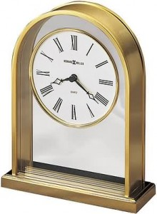 Reminisce 613-118 Table Clock