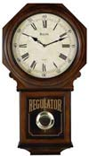 Bulova regulator clock