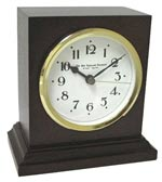 New England Desk Clock