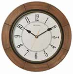 Sandhill wall clock