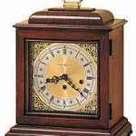 Howard Miller Lynton 613-182 Keywound Mantel Clock