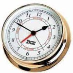 Weems and Plath 530300 Endurance 125 Nautical Clock