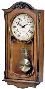 Bulova Cranbrook wall clock-WP