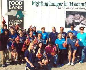 Food Bank Volumteers
