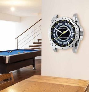 Watch Wall Clock